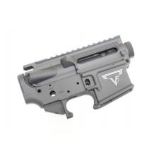 M4 Customized Cerakote TTi Receiver Set