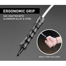 STINGER TACTICAL WHIP EMERGENCY TOOL