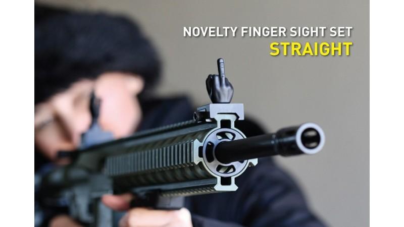 3 stinger finger