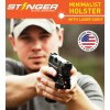 STINGER GUARD MINIMALIST HOLSTER WITH LASER