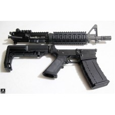 "GHK M4 10.5"" GBBR PLUS GBL STEEL BOLT CARRIER (SILVER) SET"