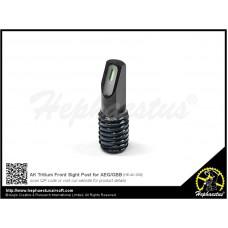 Hephaestus AK Tritium Front Sight Post for AEG/GBB