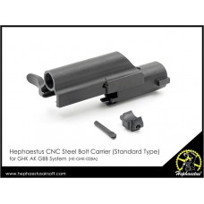 Hephaestus CNC Steel Bolt Carrier (Standard Type) for GHK AK GBB