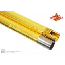Maple Leaf Aero-Dynamic Barrel for GBB (Gold Version)