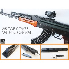 AK Top Cover with Scope Rail (No Sight)