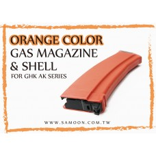 GHK 74U Orange Gas Magazine