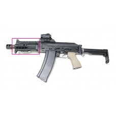 SLR Rail Handguard for GHK 74U (Replica)