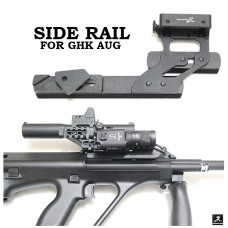 Side Rail for GHK AUG