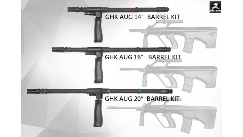 4 aug barrel kit