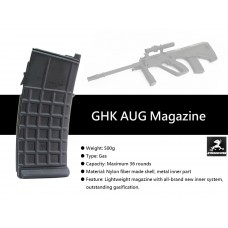 GHK AUG Gas Magazine