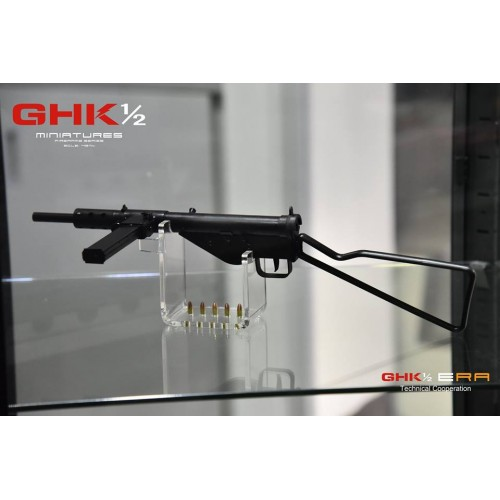 GHK 1/2 STEN MKII 45% Miniature Model Gun