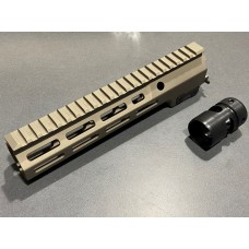 "URGI-KIT-2 G-Style 9.3"" Tactical Rail Set"
