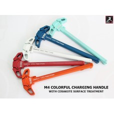 M4 Customized Colorful Charging Handle