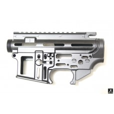 GHK M4 Hollow Upper and Lower Receiver Set