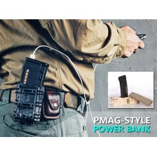 Pmag-Style Power Bank / Power Charger / Battery