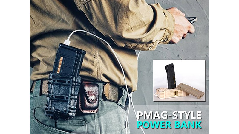 3 pmag power bank
