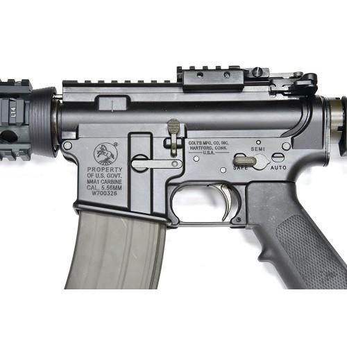 GHK M4 GBBR (V2) COLT Engraving Version