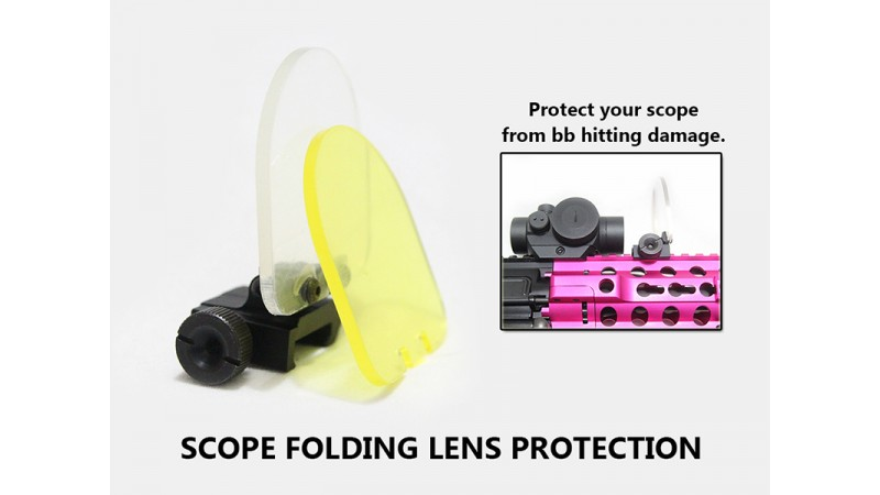 2 lens protection